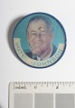View Lenticular Button, Johnson-Humphrey Presidential Campaign digital asset number 4