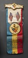 View Knights of Pythias Ribbons & Button, Royal Lodge No.26 digital asset number 1