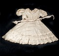 View Child's Ruffled Satin Dress digital asset number 1