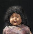 View African Americal Porcelain Doll digital asset number 2