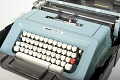 View Olivetti Studio 46 Typewriter Used by Octavia Butler digital asset number 8