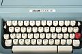 View Olivetti Studio 46 Typewriter Used by Octavia Butler digital asset number 9