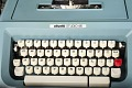 View Olivetti Studio 46 Typewriter Used by Octavia Butler digital asset number 5