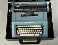 View Olivetti Studio 46 Typewriter Used by Octavia Butler digital asset number 6
