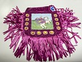View Mardi Gras Indian Costume Apron; Mardi Gras Black Indian costume of Cherie Harrison-Nelson digital asset number 0