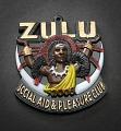 View Zulu Mardi Gras Pendant digital asset number 0