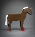 View Brown Wooden Horse digital asset number 2