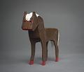 View Brown Wooden Horse digital asset number 3