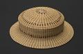 View Sweetgrass woven hat digital asset number 0