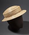 View Sweetgrass woven hat digital asset number 1
