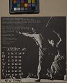 View New Thing Calendar Artboard, August '69 digital asset number 1