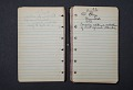 View Lorenzo Dow Turner appointment book digital asset number 1