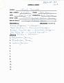 View Audio Log Sheets digital asset number 1