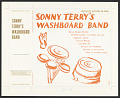 View Sonny Terry's washboard band [sound recording] digital asset number 2