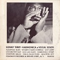 View Sonny Terry [sound recording] : harmonica and vocal solos / recorded by Moses Asch digital asset number 0