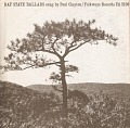 View Bay State ballads [sound recording] / sung by Paul Clayton digital asset number 0