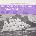 View Songs of the sea [sound recording] / sung by Alan Mills and the Four Shipmates digital asset number 0
