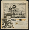 View Songs of the sea [sound recording] / sung by Alan Mills and the Four Shipmates digital asset number 2