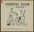 View American banjo tunes and songs in the Scruggs style [sound recording] / recorded by Mike Seeger digital asset number 3