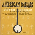View American ballads [sound recording] / sung by Pete Seeger digital asset number 0