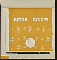 View American ballads [sound recording] / sung by Pete Seeger digital asset number 2