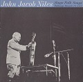View John Jacob Niles sings folk songs [sound recording] digital asset number 0