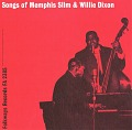 "View Songs of Memphis Slim and ""Wee Willie"" Dixon [sound recording] digital asset number 0"