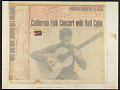 View California concert with Rolf Cahn [sound recording] digital asset number 1