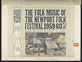 View The Folk Music of the Newport Folk Festival [1959-1960] Vol. 1 [sound recording] digital asset number 3