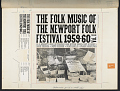 View The Folk Music of the Newport Folk Festival [1959-1960] Vol. 1 [sound recording] digital asset number 4