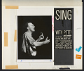 View Sing out with Pete! [sound recording] / Pete Seeger with audience digital asset number 2