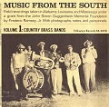 View Music from the South. Vol. 1 [sound recording] : country brass bands / recordings taken by Frederic Ramsey, Jr digital asset number 0