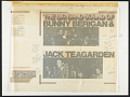 View The big band sounds of Bunny Berigan and Jack Teagarden [sound recording] / compiled and annotated by David A. Jasen digital asset number 1