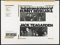 View The big band sounds of Bunny Berigan and Jack Teagarden [sound recording] / compiled and annotated by David A. Jasen digital asset number 2