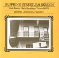 View Emile Barnes: early recordings. Vol. 1 (1951) [sound recording] : Dauphine Street jam session digital asset number 0