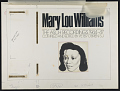 View Mary Lou Williams [sound recording] : the Asch recordings, 1944-47 / compiled and annotated by Peter O'Brien digital asset number 2