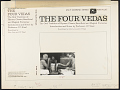 View The four Vedas [sound recording] : the oral tradition of hymns, chants, sacrificial and magical formulas / recordings by John Levy and J. F. Staal digital asset number 2