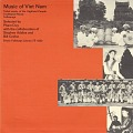 View Music of Viet Nam [sound recording] / selected by Pham Duy ; with the collaboration of Stephen Addiss and Bill Crofut digital asset number 0