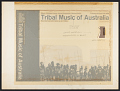 View Tribal music of Australia [sound recording] / recorded by A.P. Elkin digital asset number 1