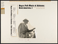 View Negro folk music of Alabama. Vol. 3 [sound recording] : Rich Amerson--1 digital asset number 1