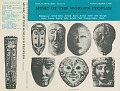 View Music of the world's peoples, vol. 1 [sound recording] / edited by Henry Cowell digital asset number 0