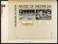 View Music of Indonesia. Vol. 1. Vol. 2 [sound recording] / recorded ... by Phil and Florence Walker ; edited by Henry Cowell digital asset number 1