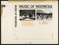 View Music of Indonesia. Vol. 1. Vol. 2 [sound recording] / recorded ... by Phil and Florence Walker ; edited by Henry Cowell digital asset number 2