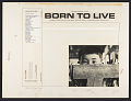 View Born to live: Hiroshima [sound recording] : with documentary recordings / written, compiled, and edited by Studs Terkel with Jim Unrath digital asset number 1