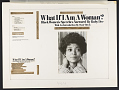 View What if I am a woman? 2 [sound recording] : black women's speeches / narrated by Ruby Dee ; with introductions by Ossie Davis digital asset number 1