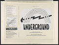 View Underground [sound recording] : sound track of the film / by Emile de Antonio, Mary Lampson, Haskell Wexler and the Weather Underground Organization digital asset number 1