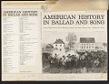 View American history in ballad and song. Vol. 1 [sound recording] : junior high school social studies / prepared by Albert Barouh and Theodore O. Cron digital asset number 3