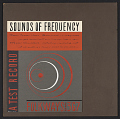 View Sounds of frequency [sound recording] / recorded by Peter Bartok digital asset number 0