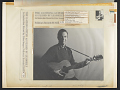 View The 12-string guitar as played by Leadbelly [sound recording] : an instruction record / by Peter Seeger digital asset number 2