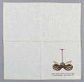 View Placemat, napkin and paper envelope digital asset number 1